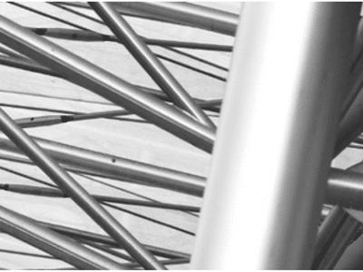 Ein Beispiel für den vielseitigen Einsatz von BENTELER Distribution Stahlrohren im Stahl- und Maschinenbau.